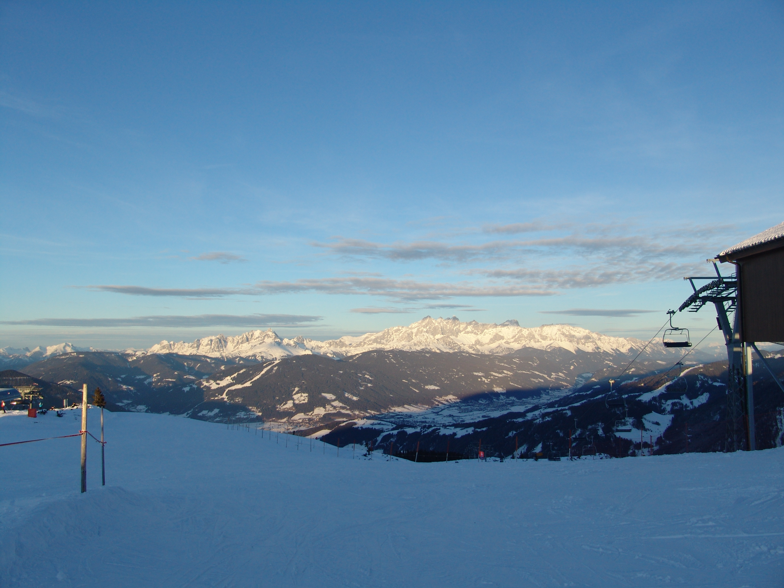 flachau ski resort info, weather forecast, snow forecast, snow alert