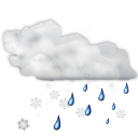 Status-weather-snow-rain-icon